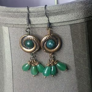 Jade & Jasper Earrings